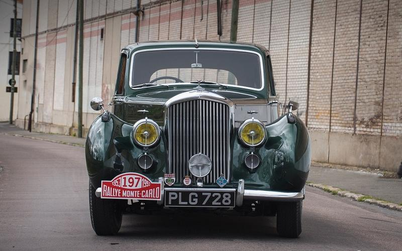 Bentley R-type – 1952